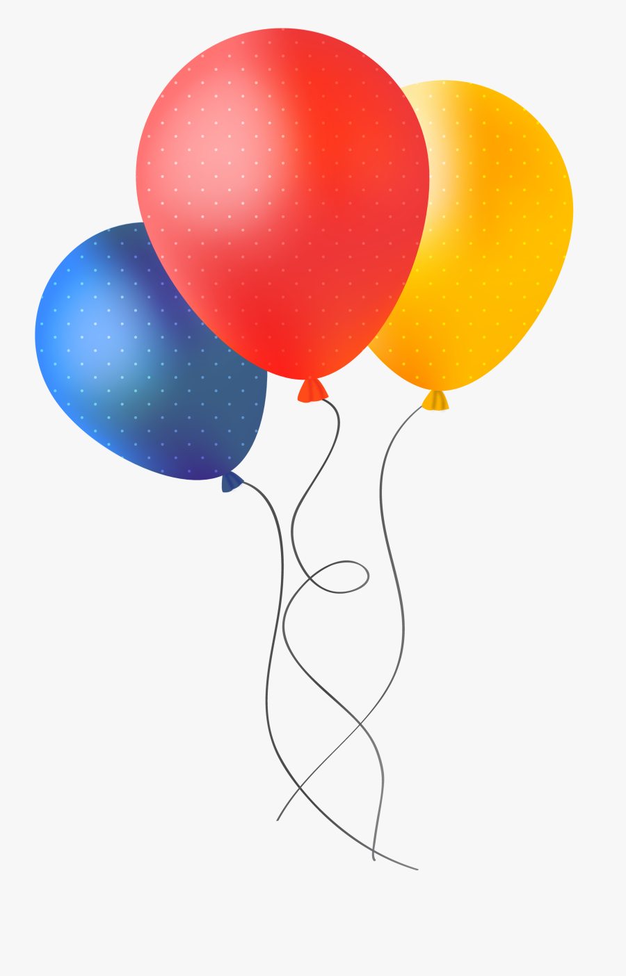 Party Balloon Png - Party Balloons Image Png, Transparent Clipart
