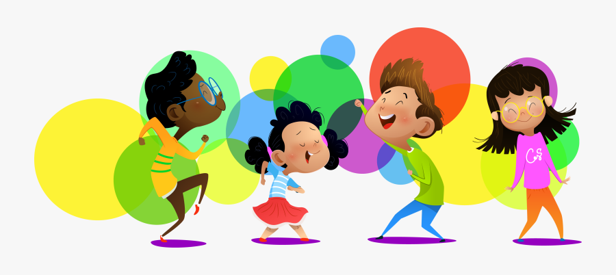 Sponsored Events - Children Dancing Cartoon , Free Transparent Clipart -  ClipartKey