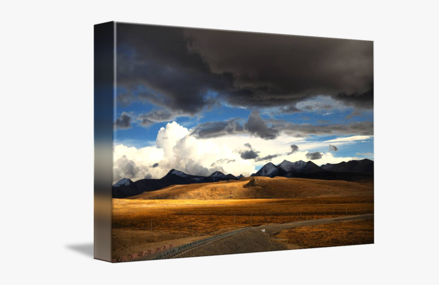 Clip Art Dramatic Sunset - Summit, Transparent Clipart