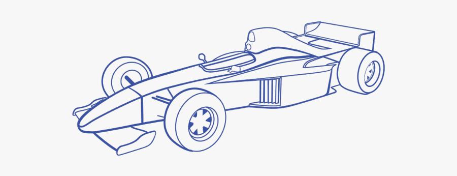 Draw Formula 1 Car Free Transparent Clipart Clipartkey