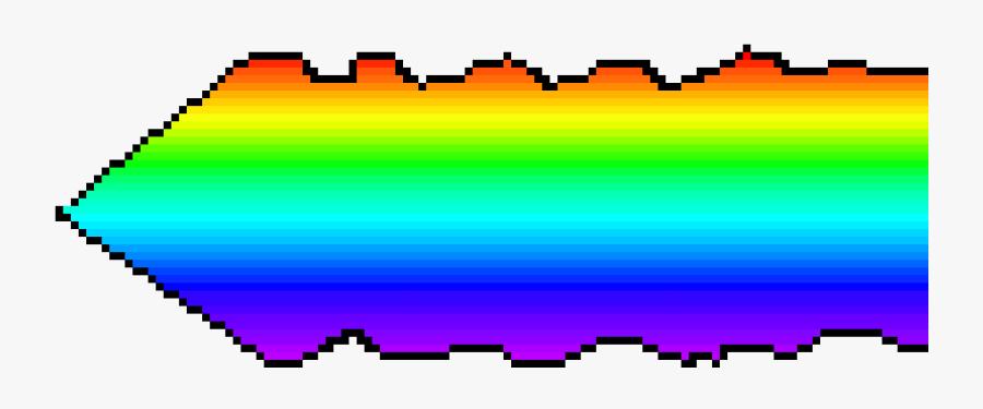 Transparent Laser Tag Clipart - Rainbow Laser Png, Transparent Clipart