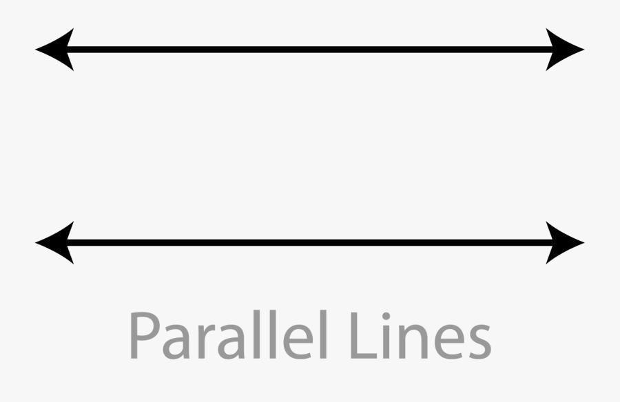 Parallel Line Geometry Clip Art - Dot Rural, Transparent Clipart