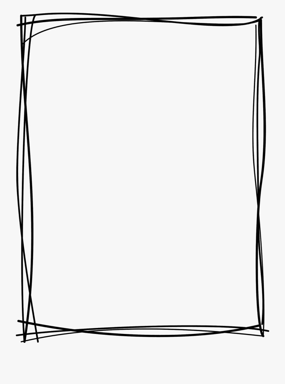 Doodle Lines Png - Line Art, Transparent Clipart