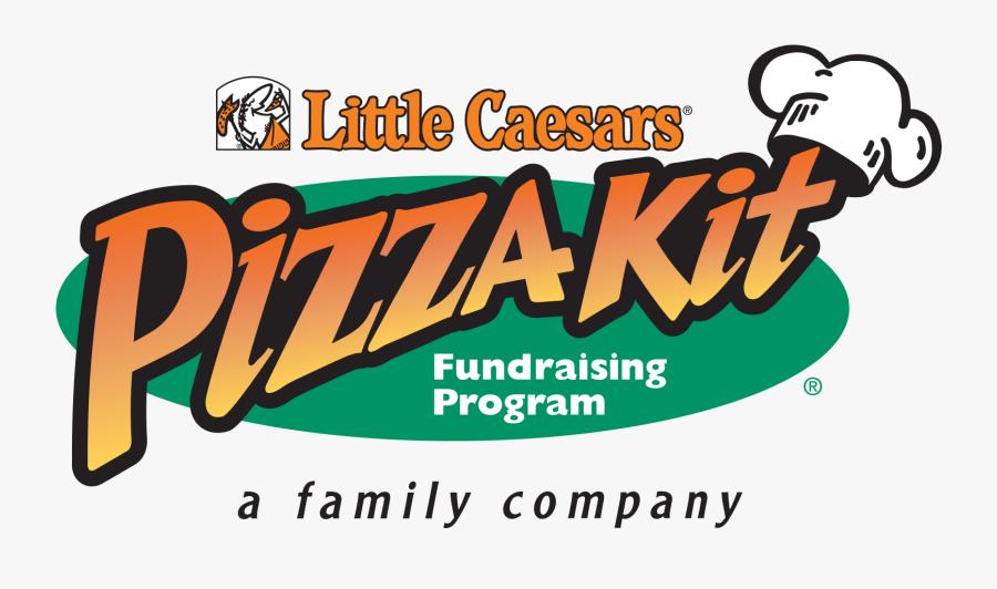 Transparent Kit Clipart - Little Caesars Pizza Kits, Transparent Clipart