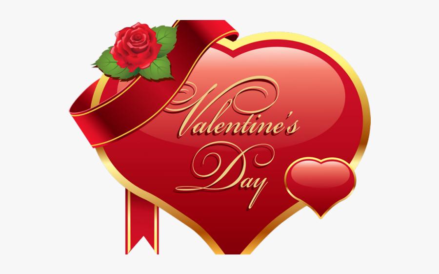 Transparent Text Valentine Love Png, Transparent Clipart