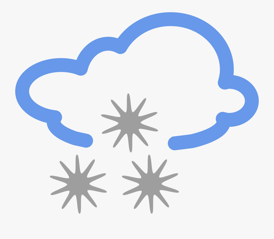 Snowflake Cartoon Clipart (#471795) - PinClipart