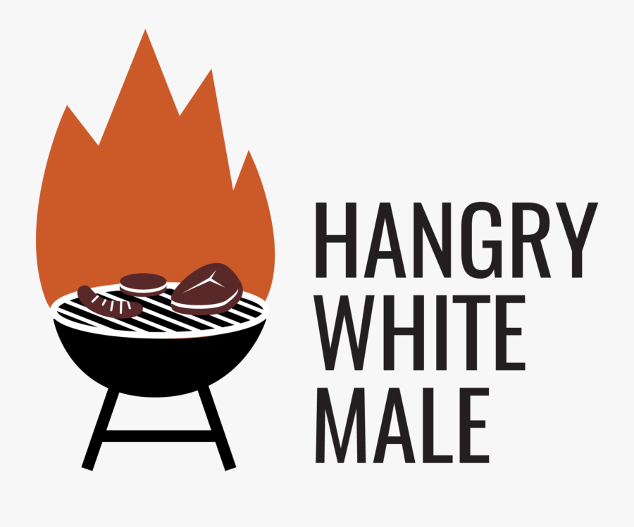 Hangry White Male Recipes, Transparent Clipart