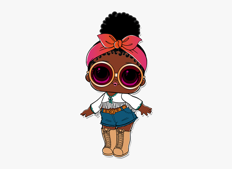 Foxy Lol Surprise Doll Free Transparent Clipart Clipartkey