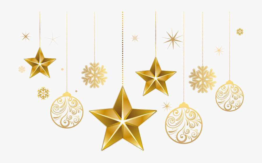 Star Tree Ornament Bethlehem Ornaments Of Christmas - Christmas Star Vector Png, Transparent Clipart
