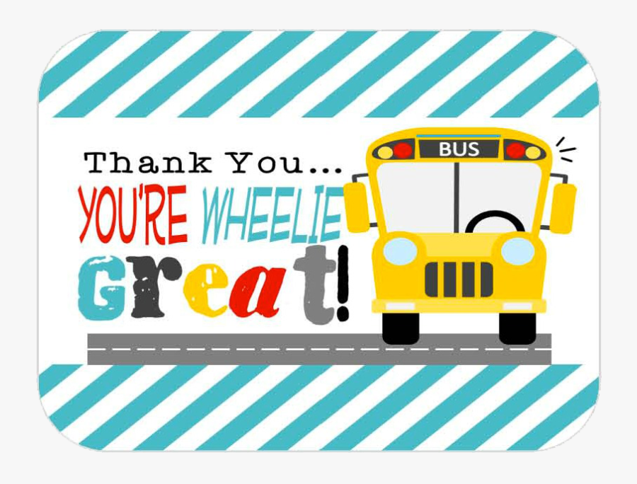 Gifts For Bus Drivers For Valentines Day, Transparent Clipart