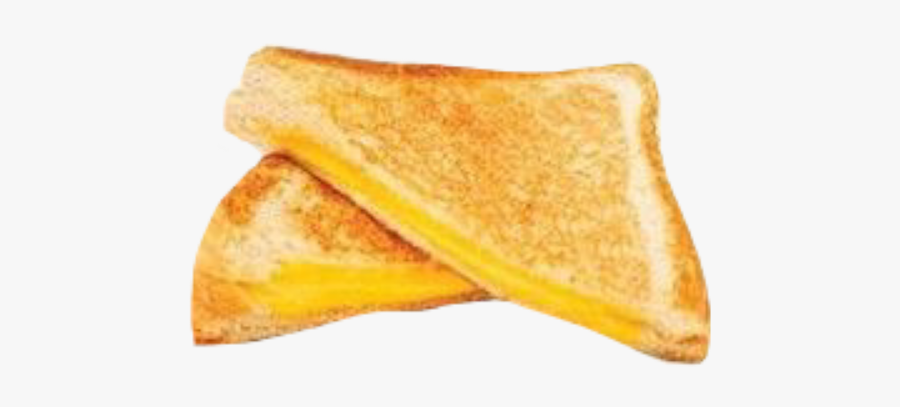 #grilled Cheese - Food, Transparent Clipart