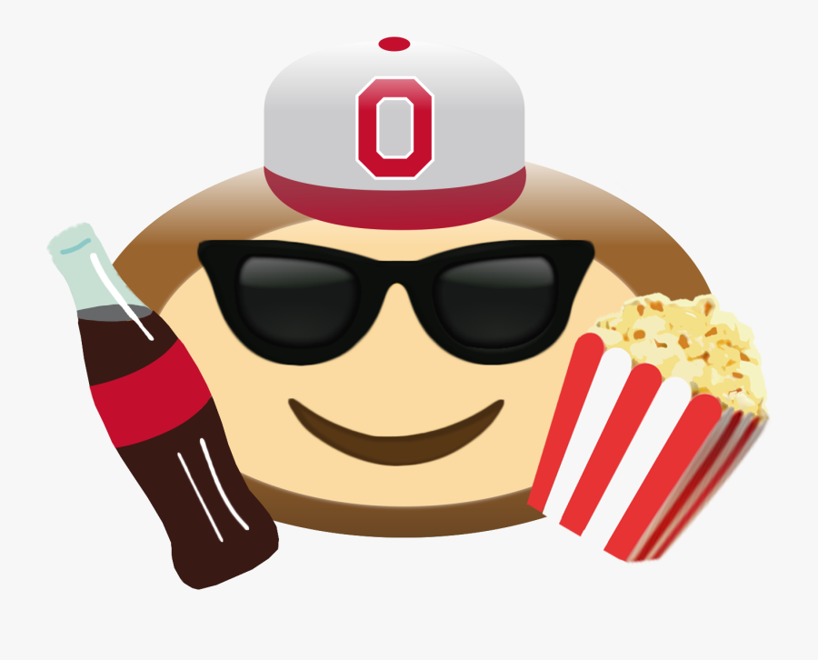 Brutus Emoji Ohio State Football, Ohio State University, - The Ohio State University, Transparent Clipart