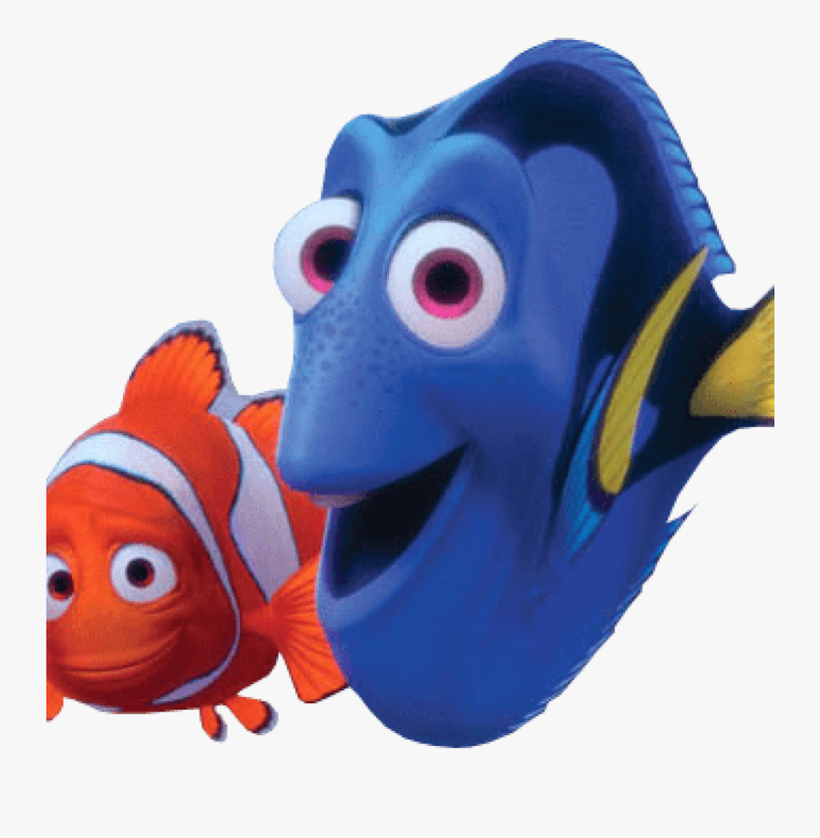 Dory Clipart Brain Clipart Hatenylo - Finding Nemo Png, Transparent Clipart