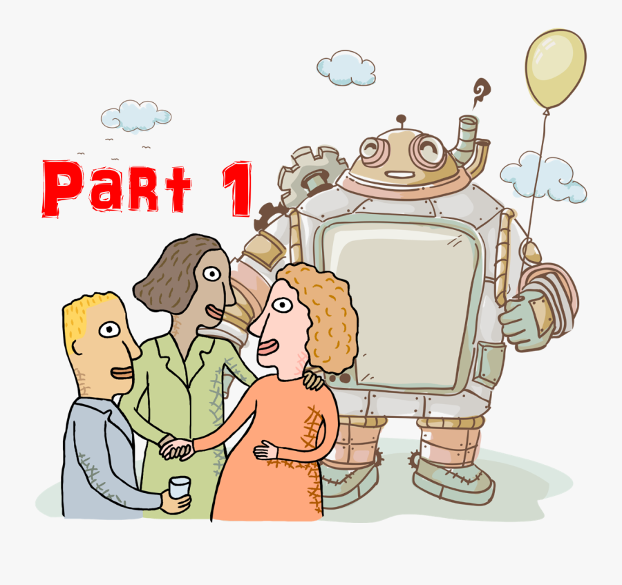 Two People Talking Clipart , Png Download - Two People Talking Clipart, Transparent Clipart
