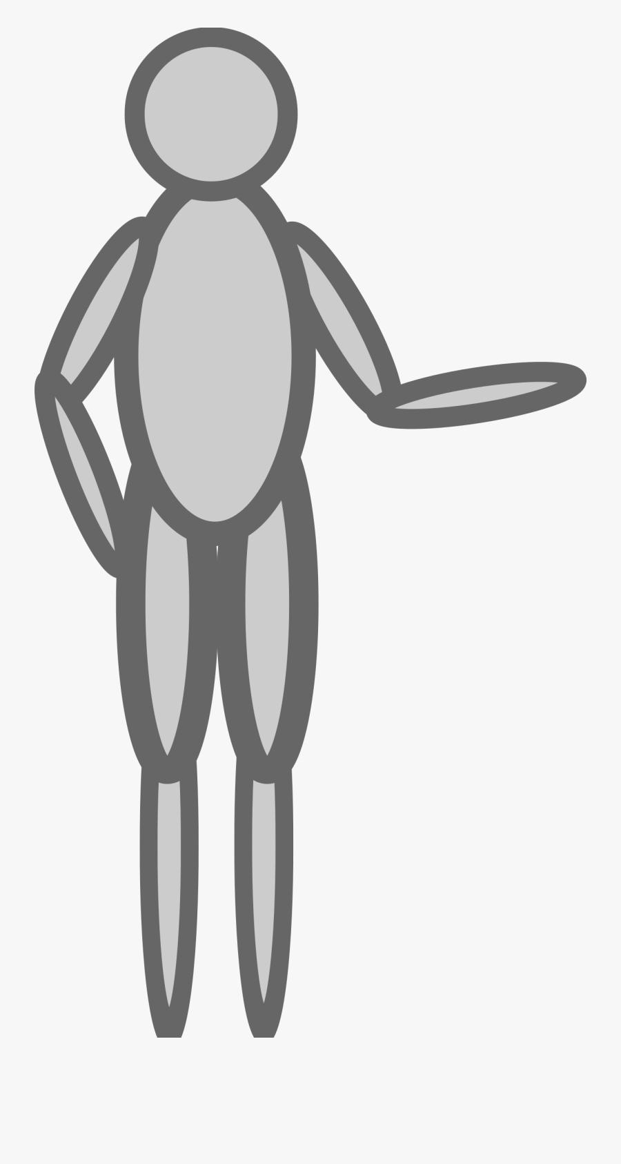 Transparent People Talking Png - Clip Art Person, Transparent Clipart