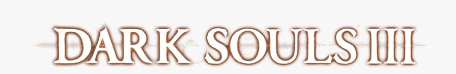 Dark Souls Iii Logo - Dark Souls, Transparent Clipart