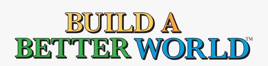 Slogan - Summer Reading Build A Better World, Transparent Clipart