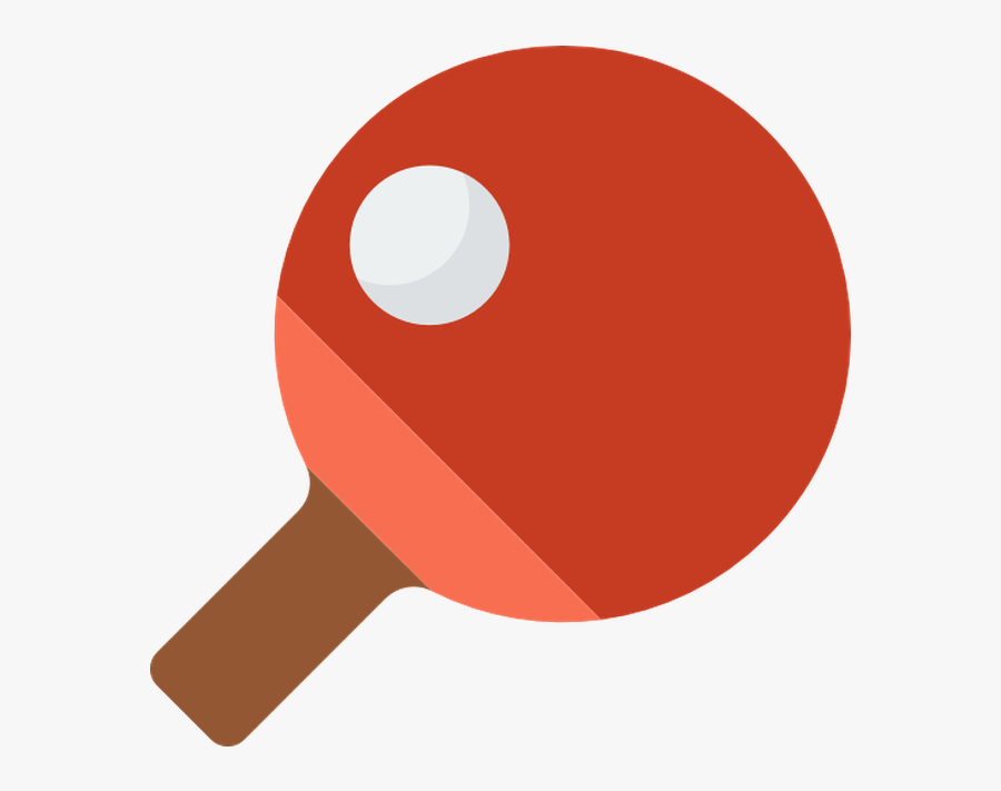 Ping Pong Free Vector Icon Designed By Freepik Clipart - Ping Pong Icon, Transparent Clipart
