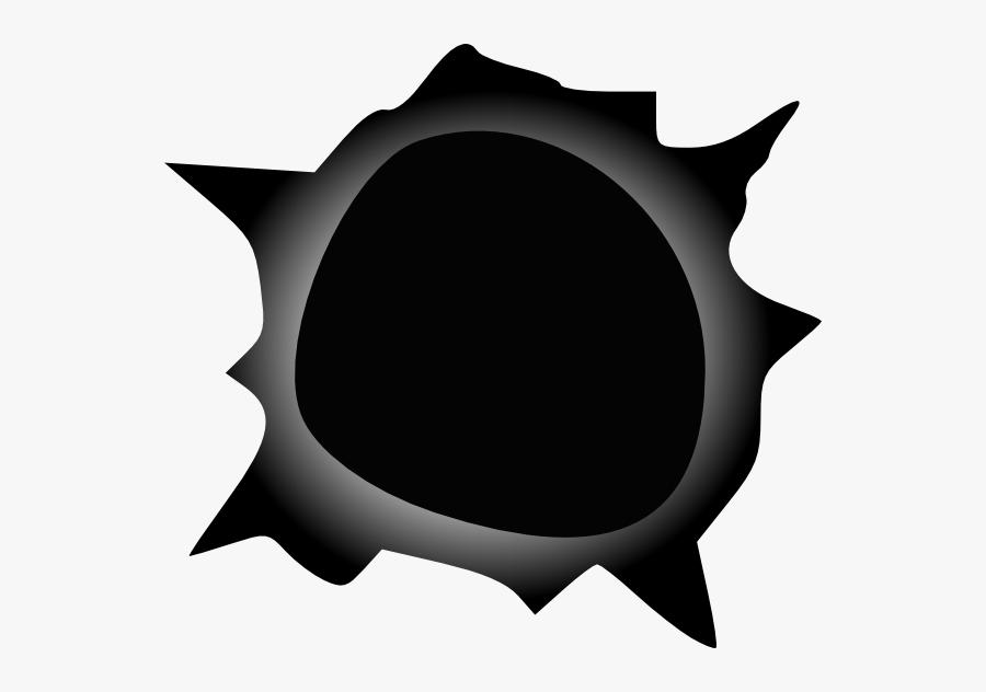 Black Hole Clip Art, Transparent Clipart