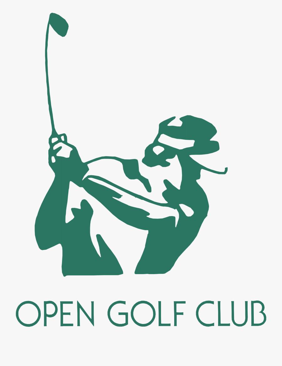 Clip Art Golf Club Vector - Club De Golf Logo, Transparent Clipart