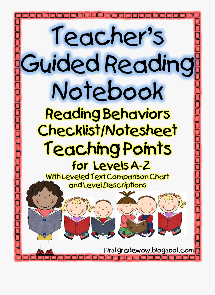Guided Reading, Transparent Clipart