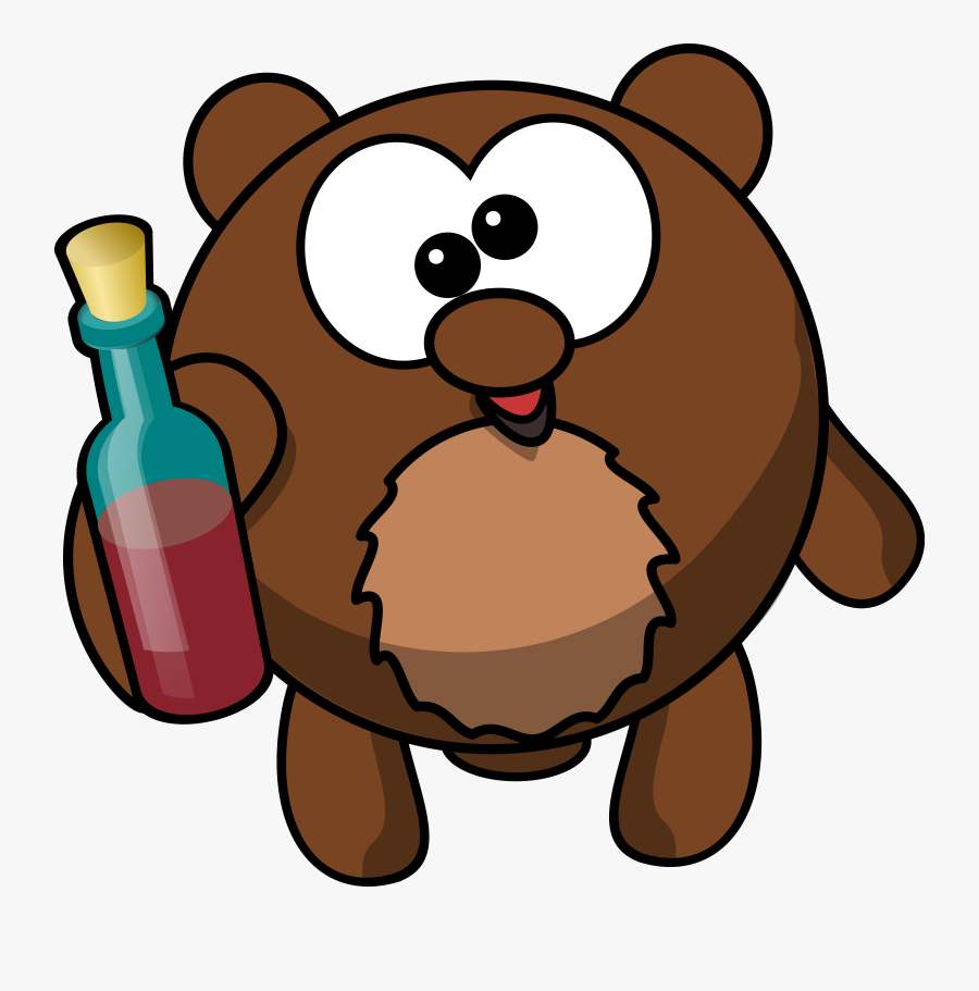 Drunk Dog Clipart - Drunk Owl Png, Transparent Clipart