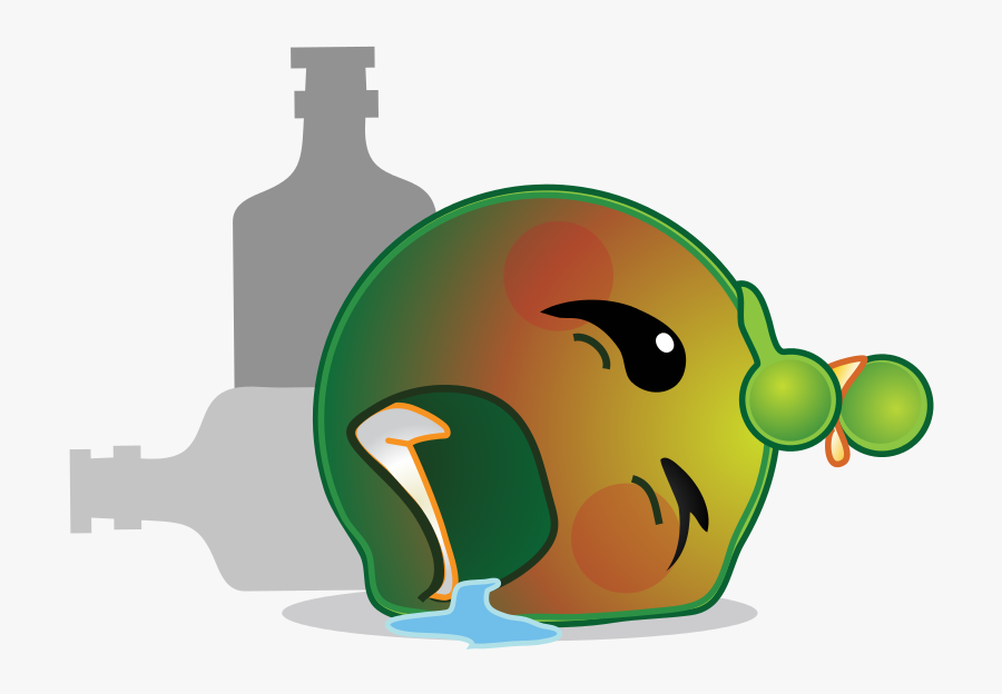Clipart On Effects Of Alcohol Drinking, Transparent Clipart