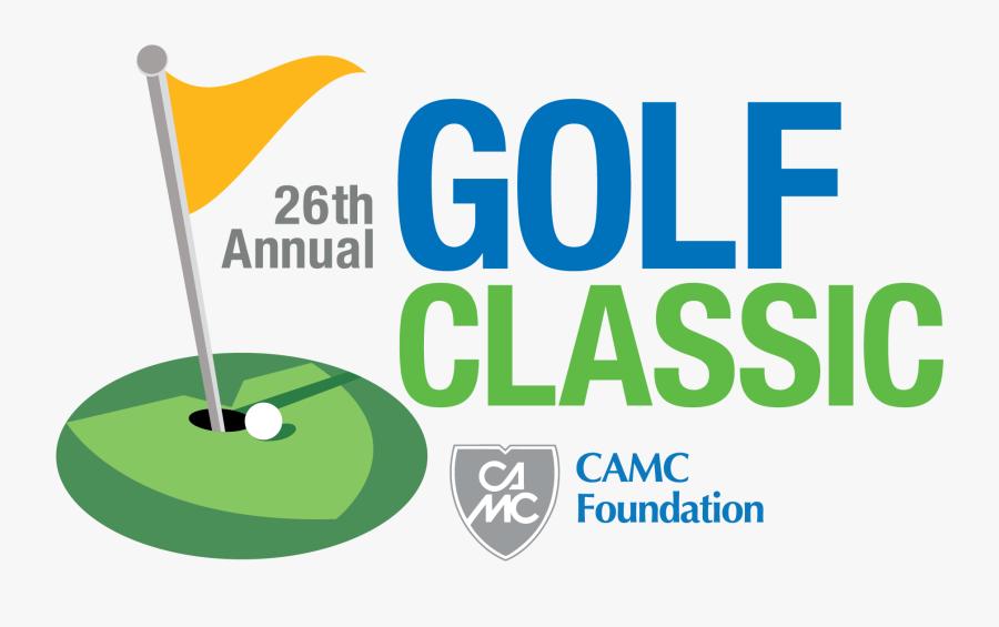 Camc Foundation Golf Classic - Graphic Design, Transparent Clipart