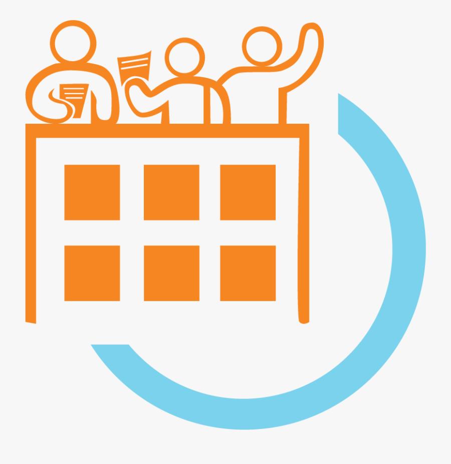 Transparent Organize Png - Community Event Icon Png, Transparent Clipart