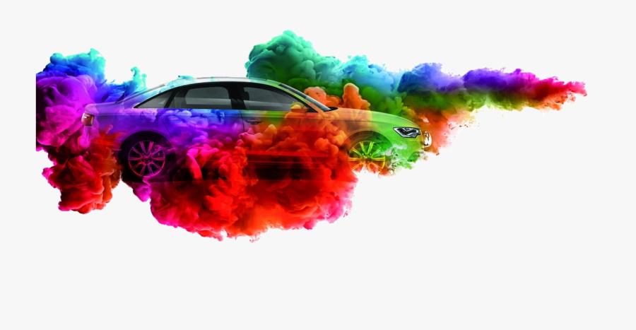 Automotive Events Free Hq Image Clipart - Graphic Design Color Trends 2018, Transparent Clipart