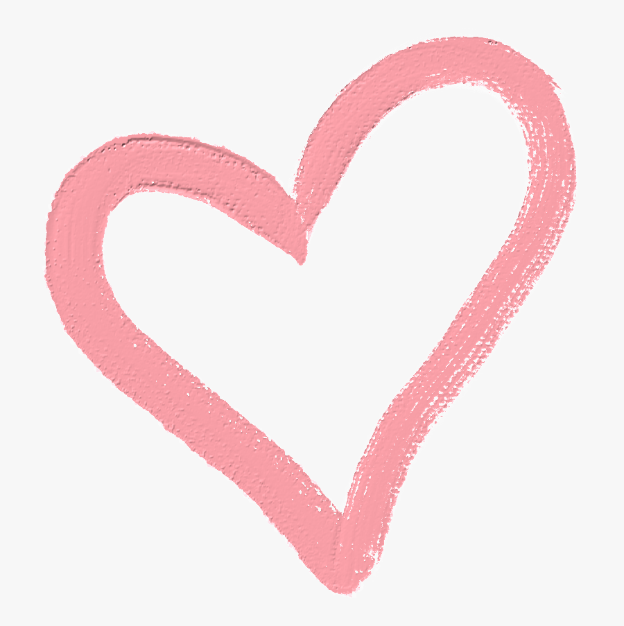 Heart Love Pink Brushstroke Brush Stroke Texture Pink Paint Stroke Png Transparent Free Transparent Clipart Clipartkey