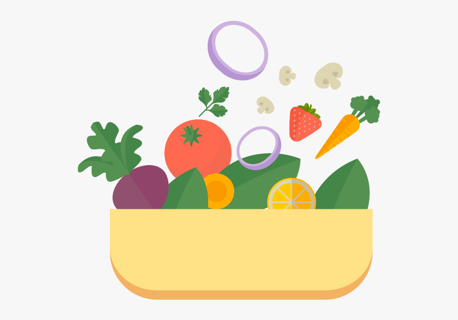 My Healthy Plate - Momal Asif Diet Chart, Transparent Clipart