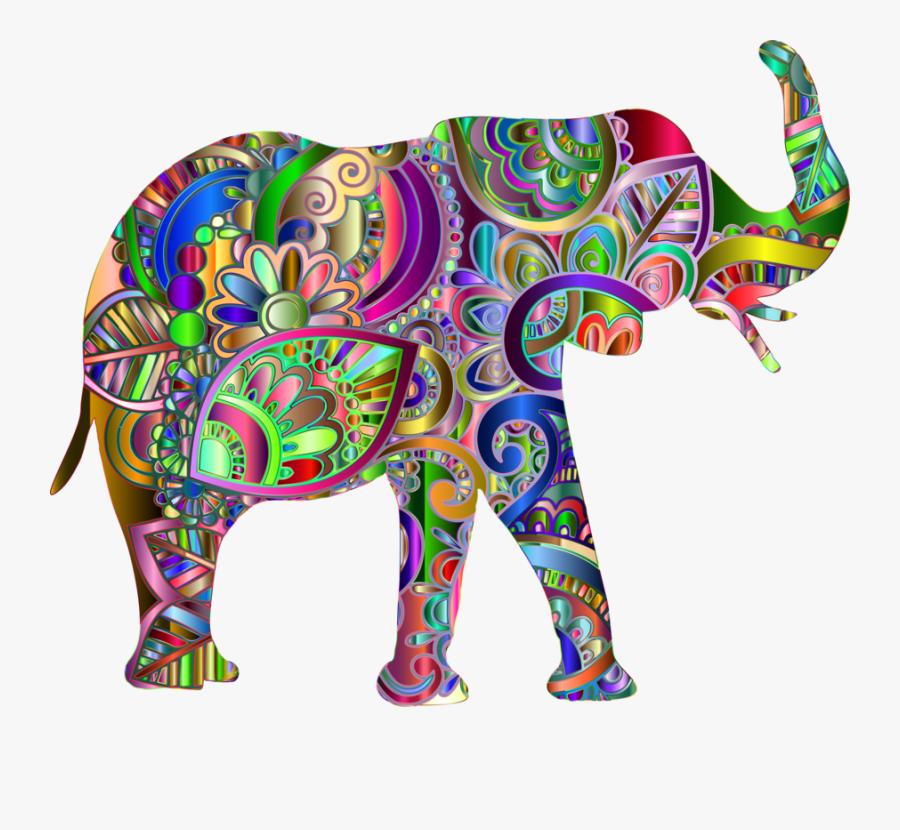 Visual Arts Wildlife Art Gambar Dekoratif Hewan Gajah Free