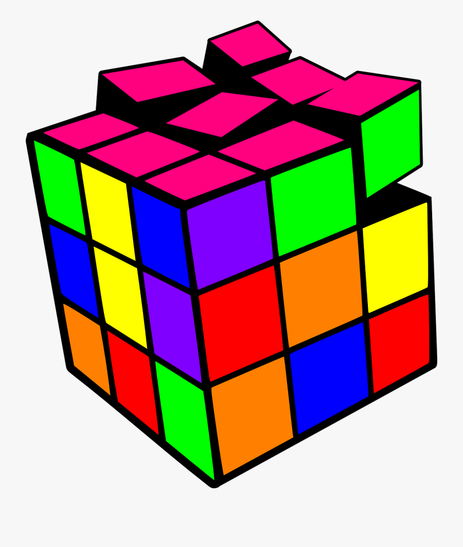 """Rubik""""s Cube Toy Cube Free Picture - Rubiks Cube Coloring ..."""
