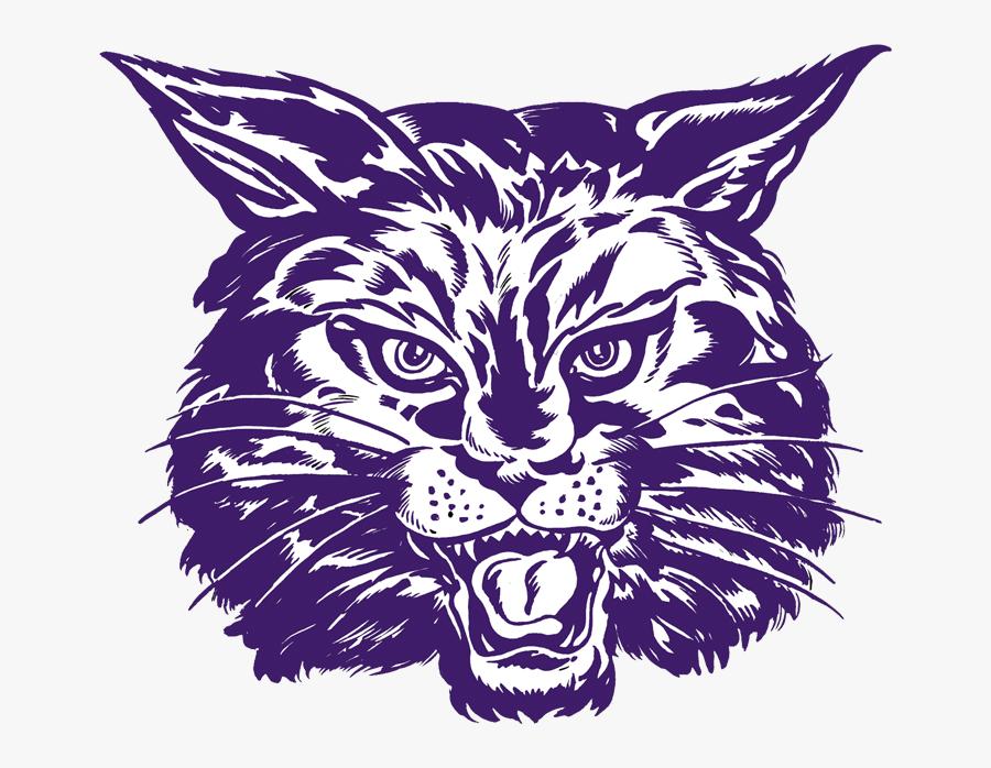 Transparent Bobcat Png - Oak Ridge Wildcats Logo, Transparent Clipart