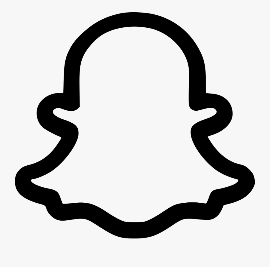 Snapchat Icon Png Snapchat Icon Transparent Background Free Transparent Clipart Clipartkey Snapchat logo png is about is about black and white , snapchat, white, black, silhouette. snapchat icon transparent background