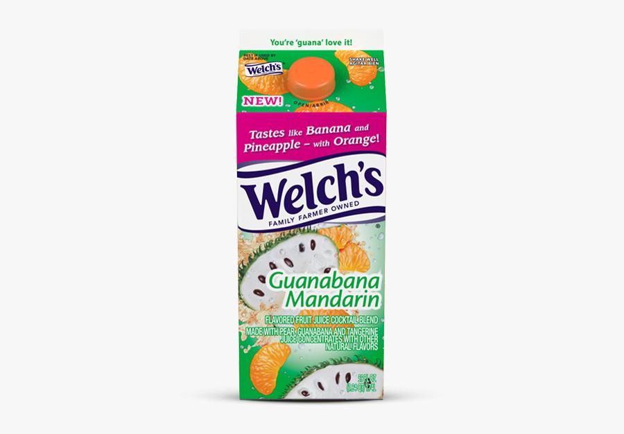 Juice Box Png - Welch's Passion Fruit Juice, Transparent Clipart