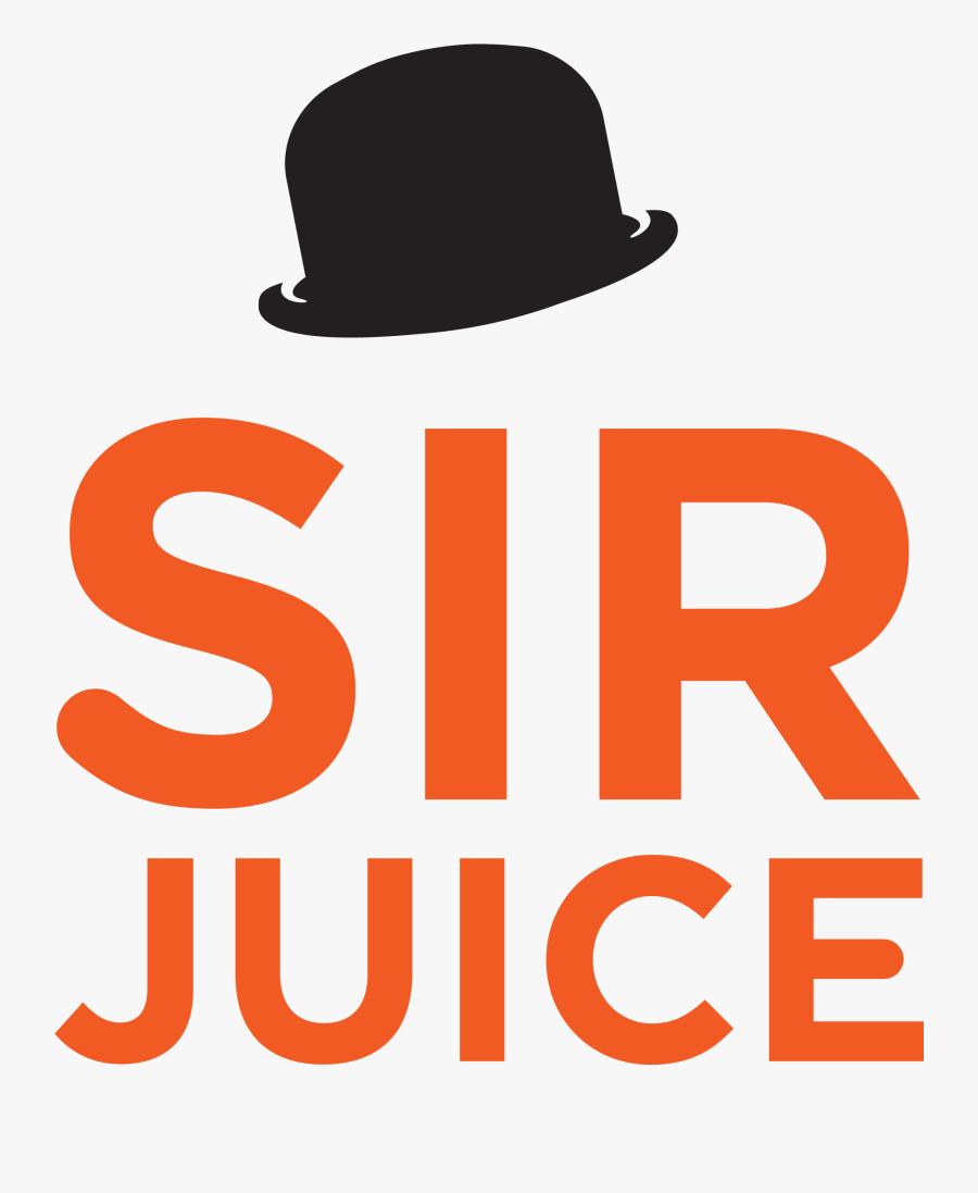 Orange Juice Logo Clipart Best - Sir Juice Hat, Transparent Clipart