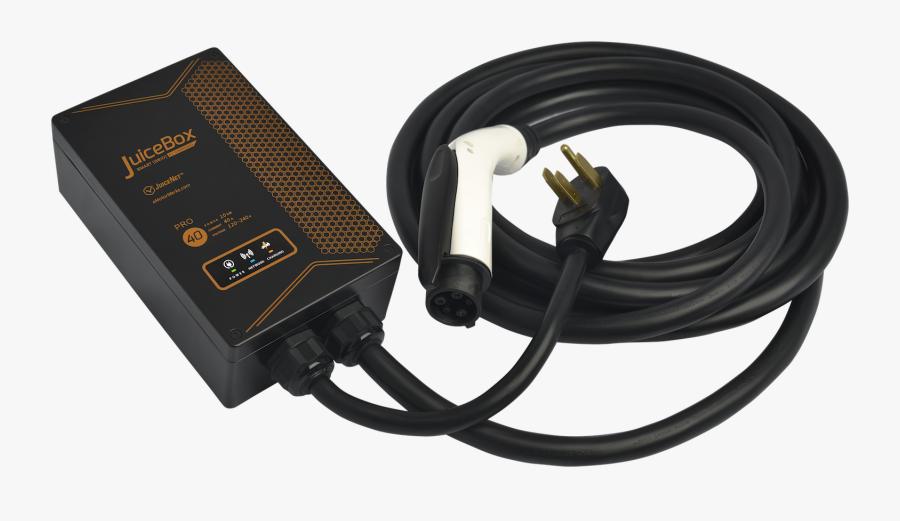 Juicebox Pro 40 Plug, Transparent Clipart