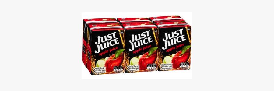 Juice Clipart Popper - Just Juice Fruit Boxes, Transparent Clipart