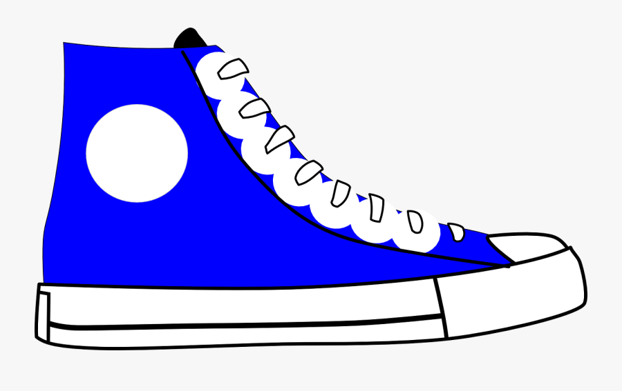 All Star Converse Shoe Sports - Pete The Cat Red Shoe, Transparent Clipart