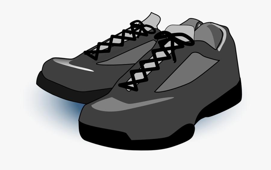 Shoe Clipart Vector Clip - Shoes Clip Art, Transparent Clipart
