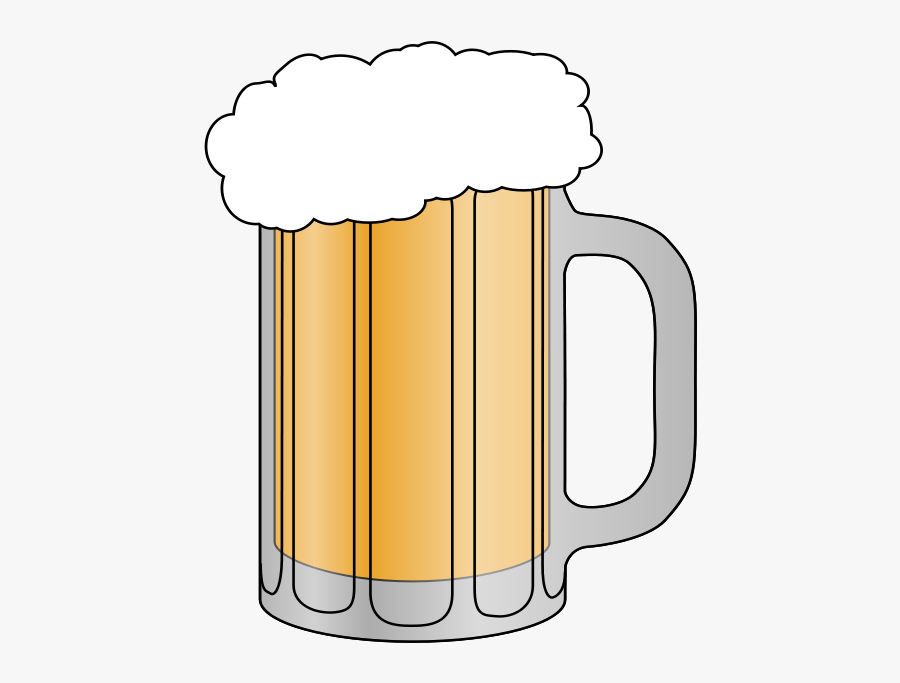 Clipart Mug Of Beer, Transparent Clipart
