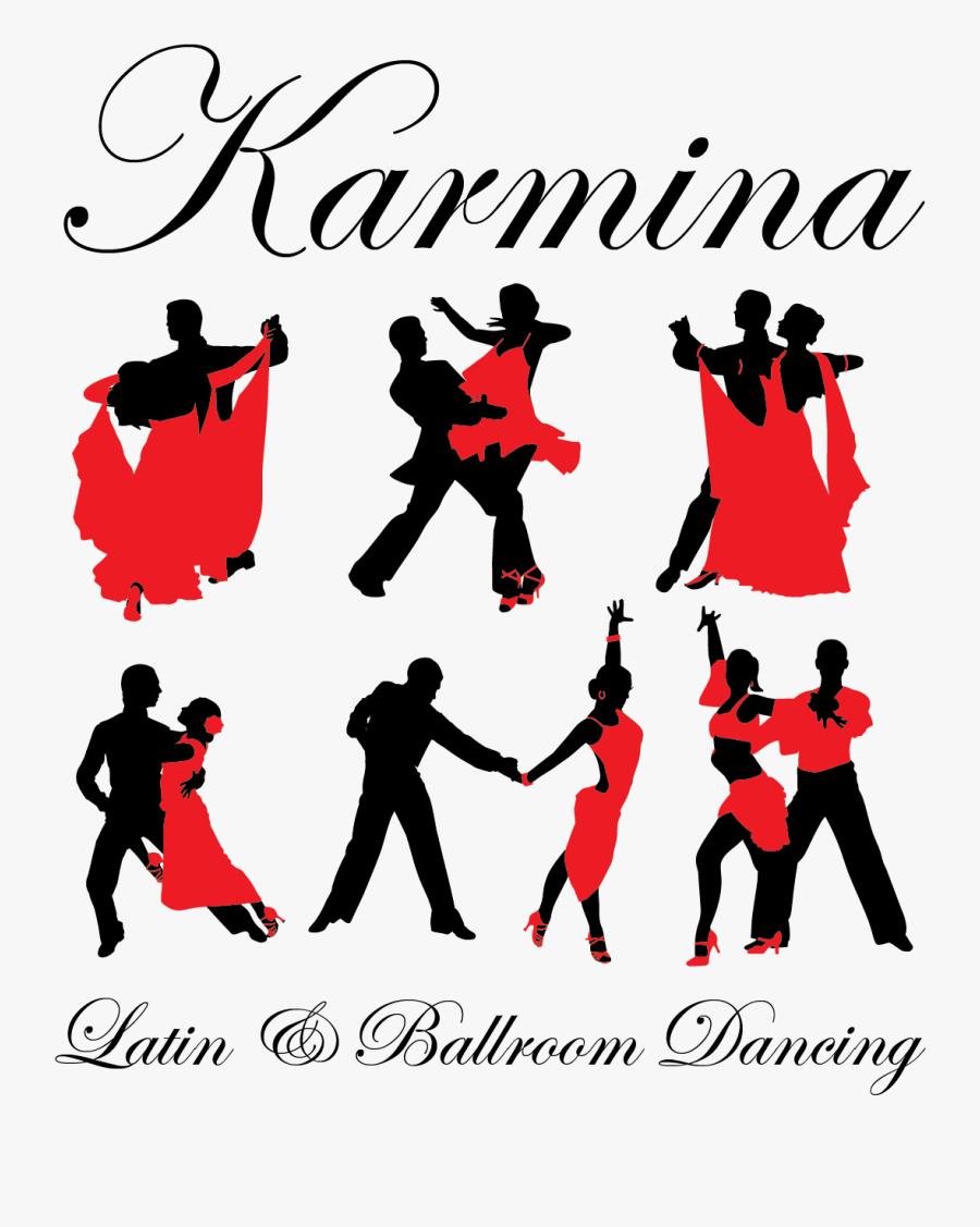 Ideas Prom Salsa Dance Transparent - Modern Ballroom Dance Clipart, Transparent Clipart