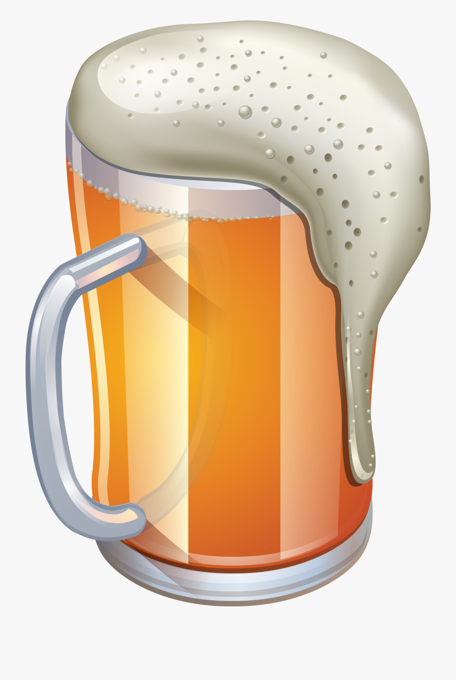 Download Beer Clip Art Free Clipart Of Bottles Glasses - Beer Icon, Transparent Clipart