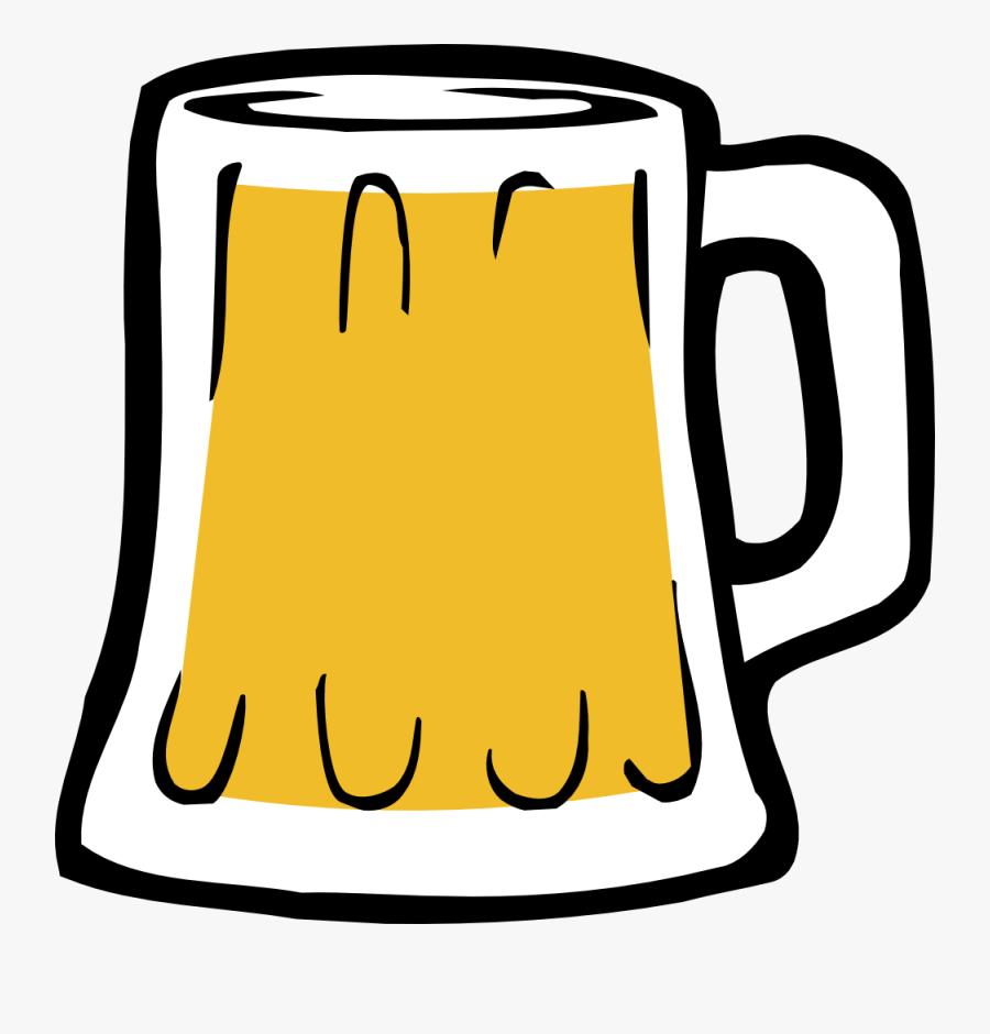 Beer - Clipart - Beer Clipart Png, Transparent Clipart
