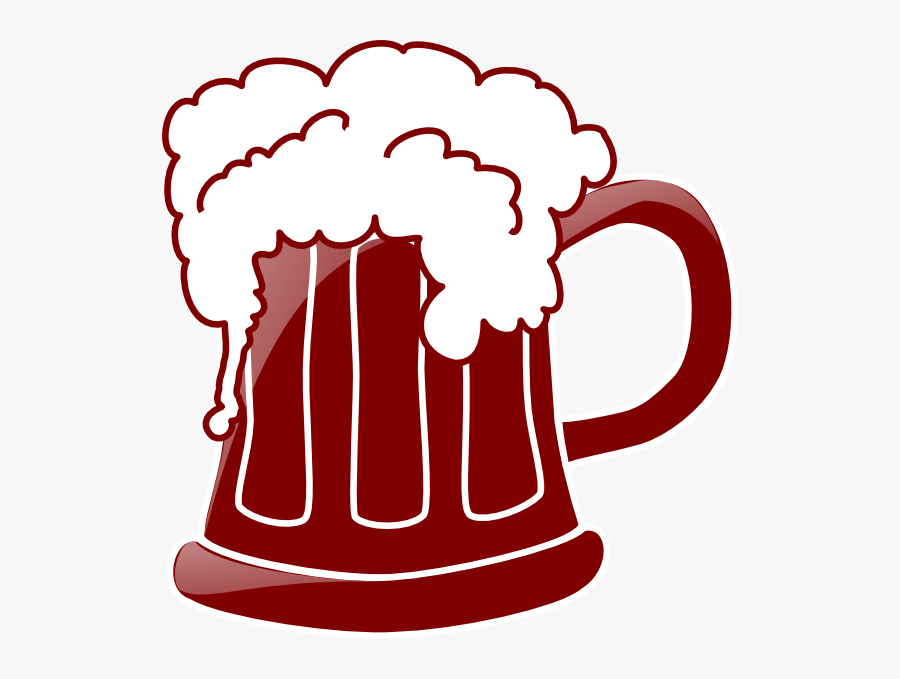 Free Beer Clipart Clip Art Image Of Image - Beer Stein Clipart, Transparent Clipart
