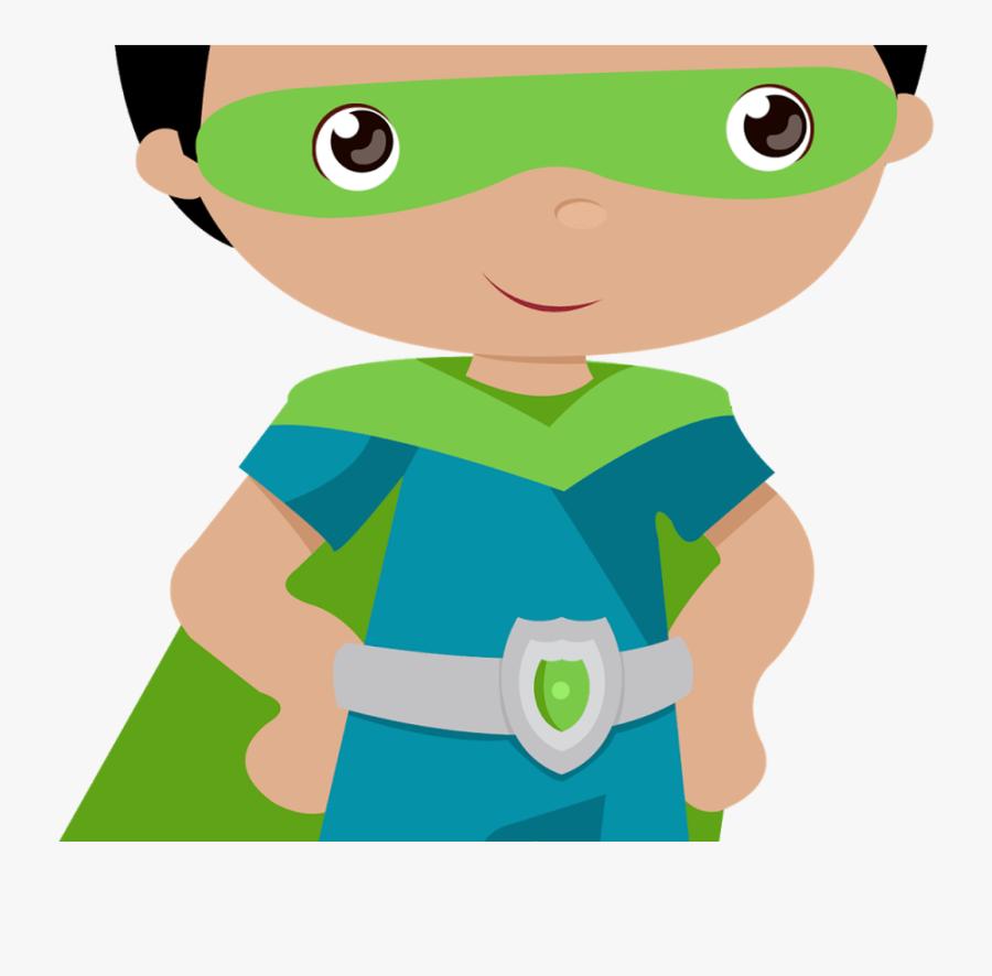 Transparent Relax Clipart - Super Hero Kids Clipart, Transparent Clipart