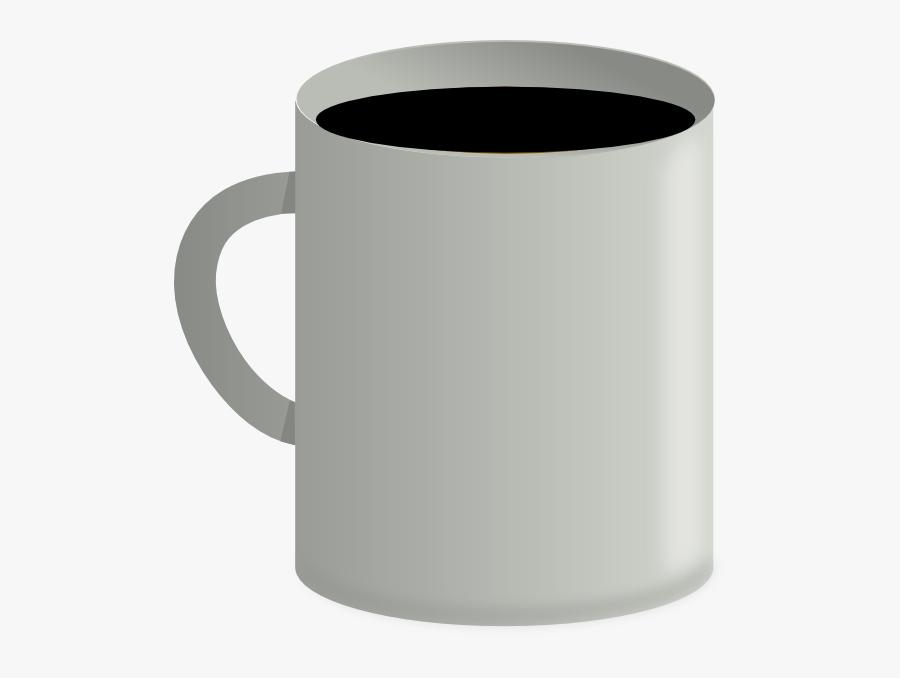 Large Mug Clip Art, Transparent Clipart