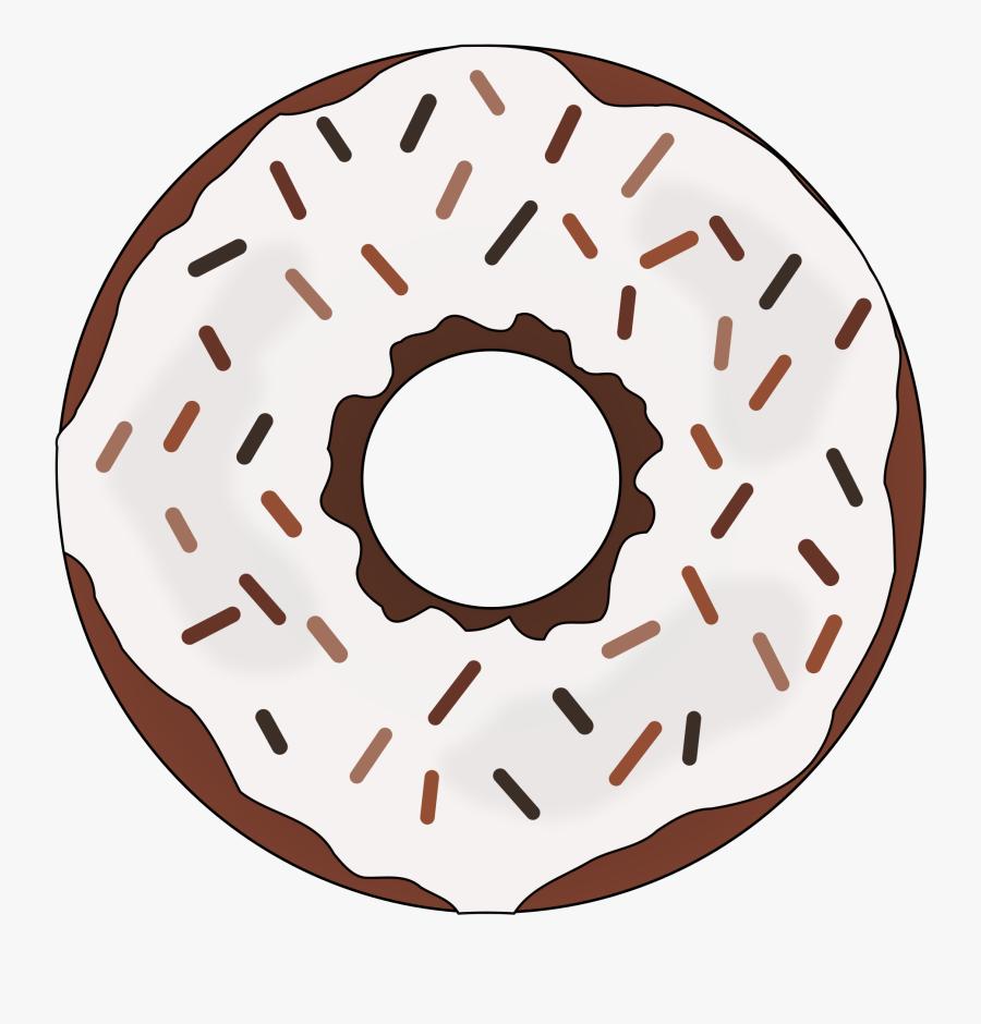 Transparent Donut Clipart Gambar Animasi Donat Lucu